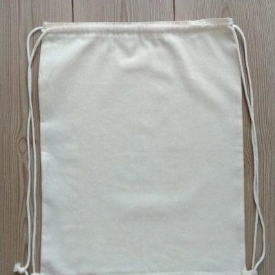 Natural cotton bag
